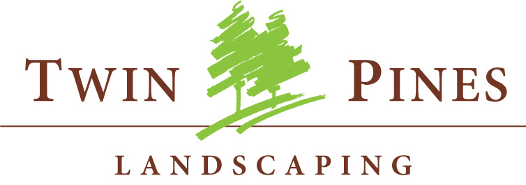 Twin Pines Landscaping Logo